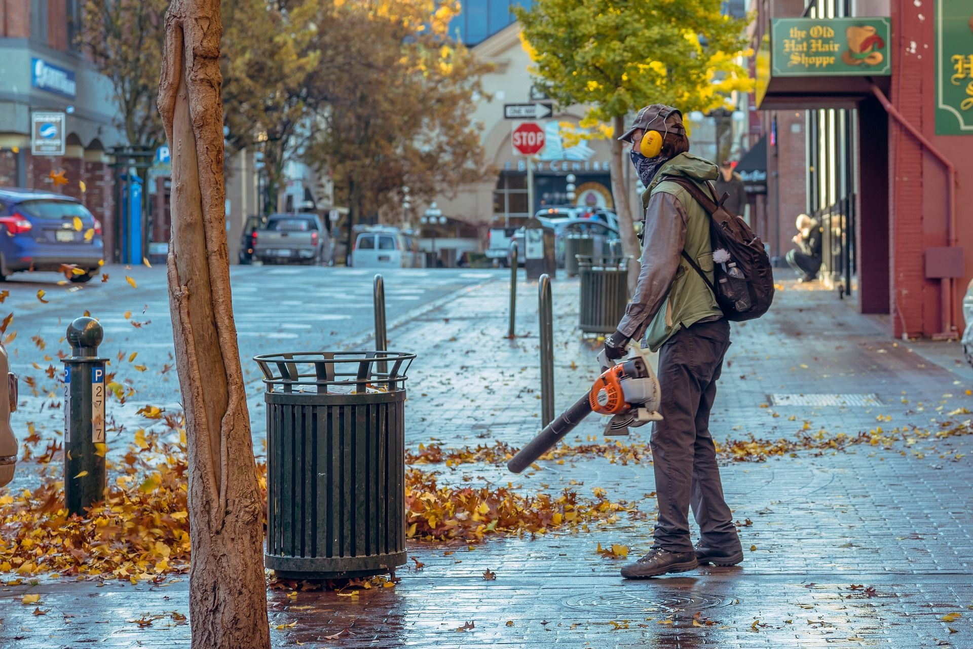 best handheld gas leaf blower