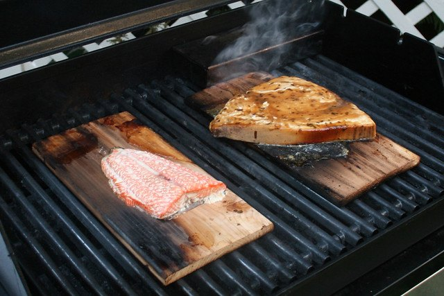 wood pellet smoker grills