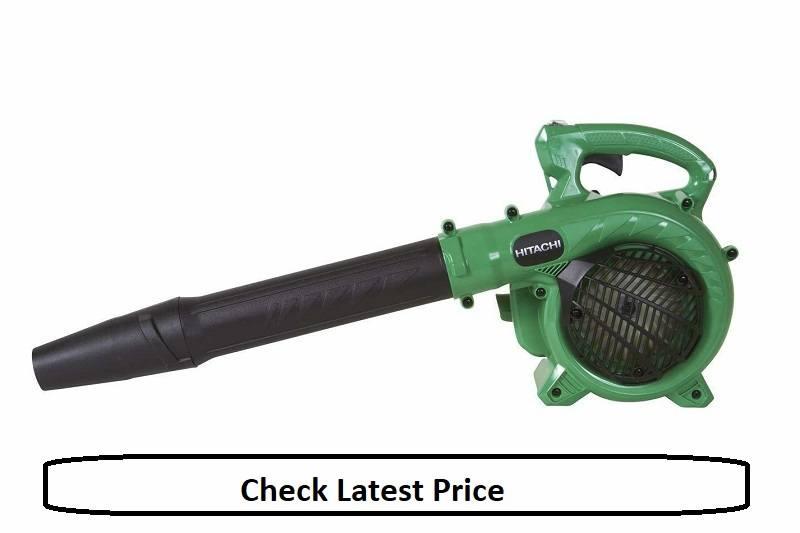 Hitachi leaf blower