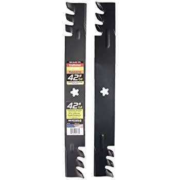 Maxpower 561713XB Commercial Mulching 2-Blade Set