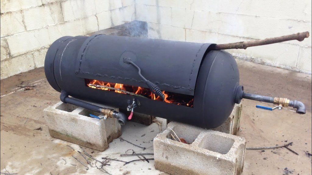 How to Build a Pellet Smoker from a drum