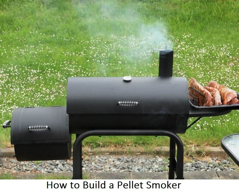 How to Build a Pellet Smoker