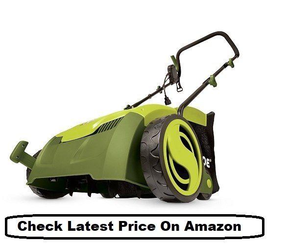 Top 8 Best Lawn Dethatchers