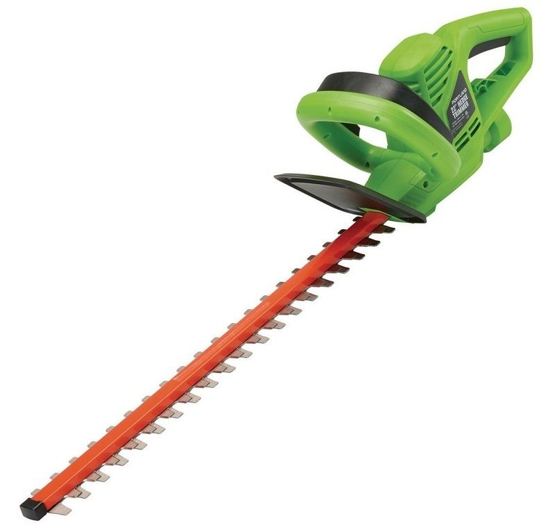 How to use a gas hedge trimmer