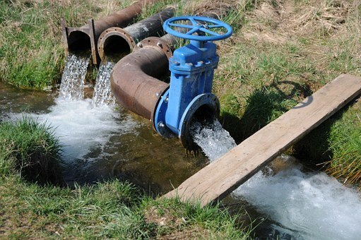 drainage care for vegetable garden